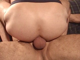 ride daddys raw dick and he copulates the cum in