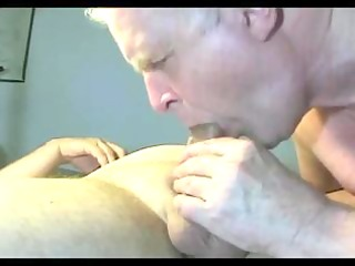 gay old n young cook jerking to cum