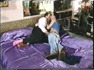 two gay boys in a vintage movie eat cock and